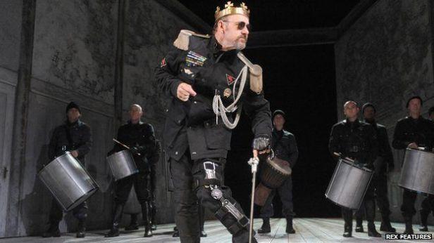 Richard III, 2009