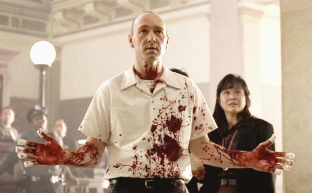 John Doe, em Seven - Os Sete Crimes Capitais (1995)